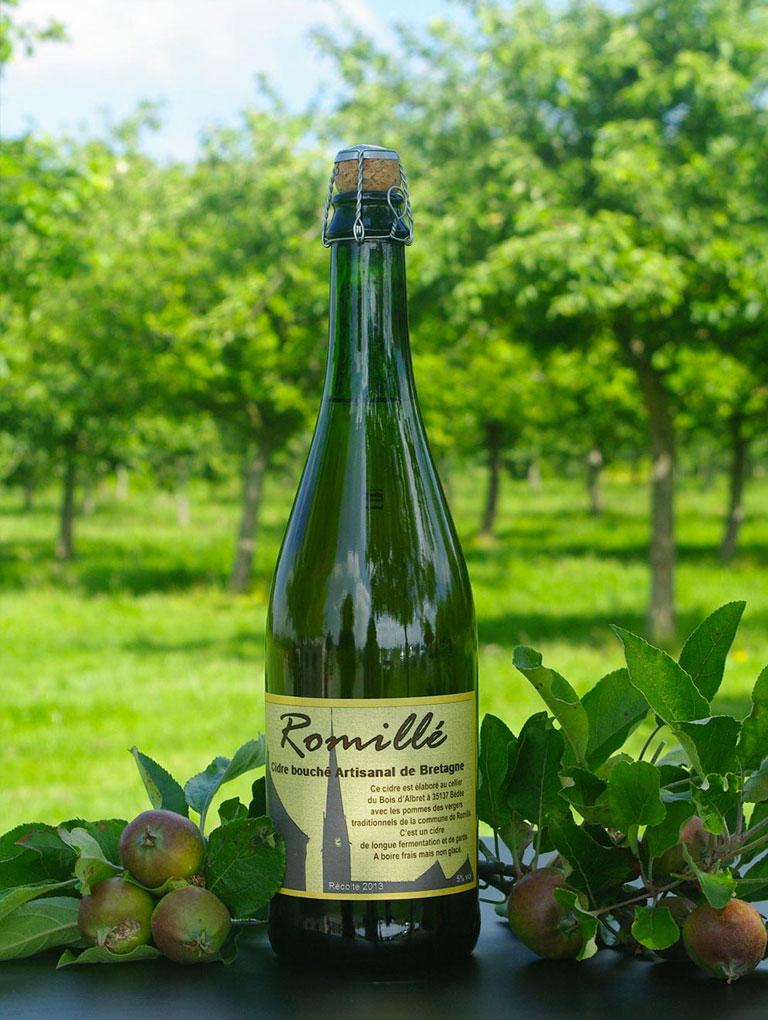 Cidre Romillé Cuvée Spéciale Coat-Albret